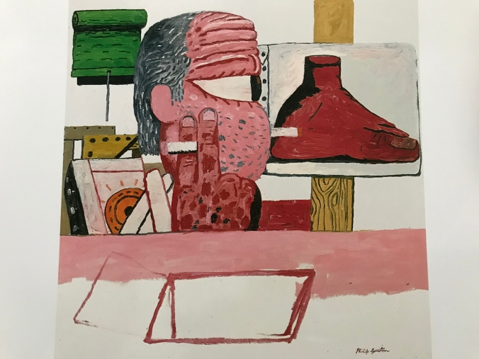 Suddenly Mad - Phillip Guston In the Studio, 1975