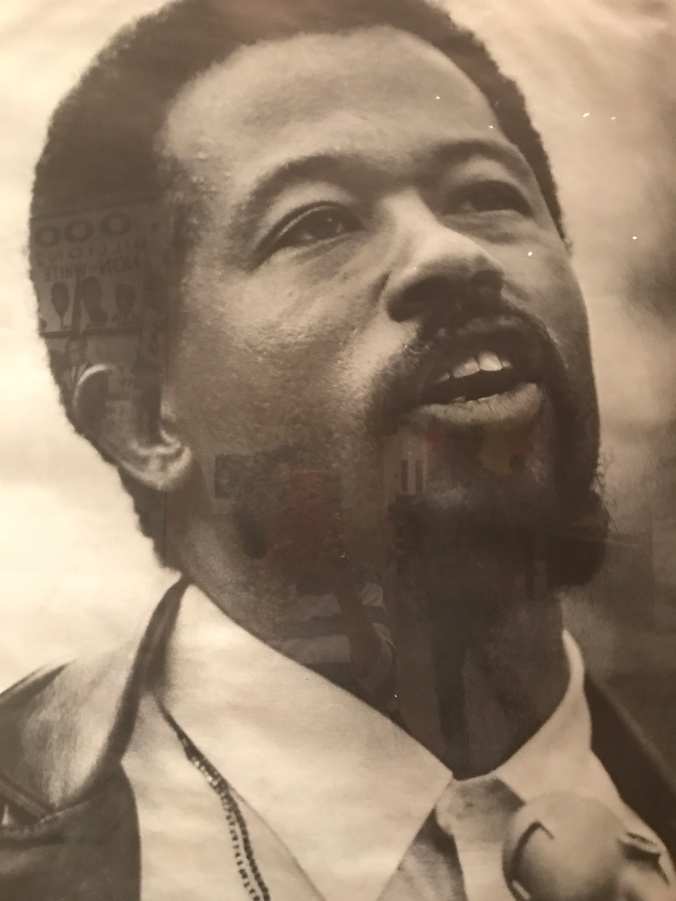 Suddenly Mad- Eldridge Cleaver photo
