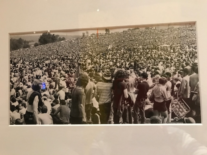 Suddenly Mad- thousands of kids at Woodstock photo