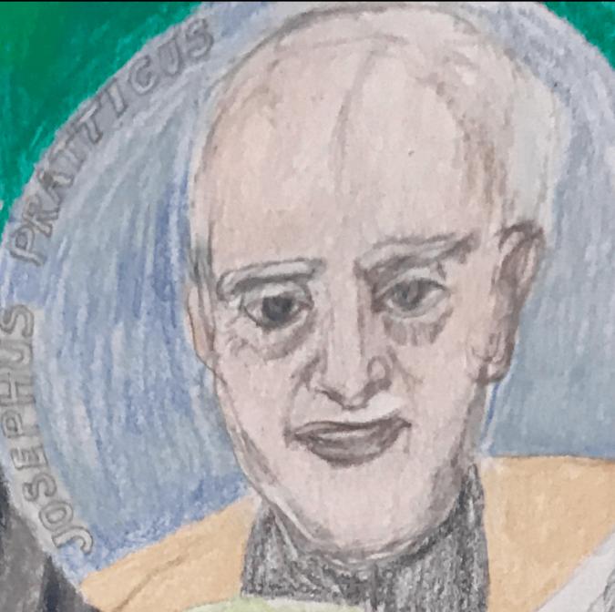 Suddenly Mad- Joseph Pratticus detail