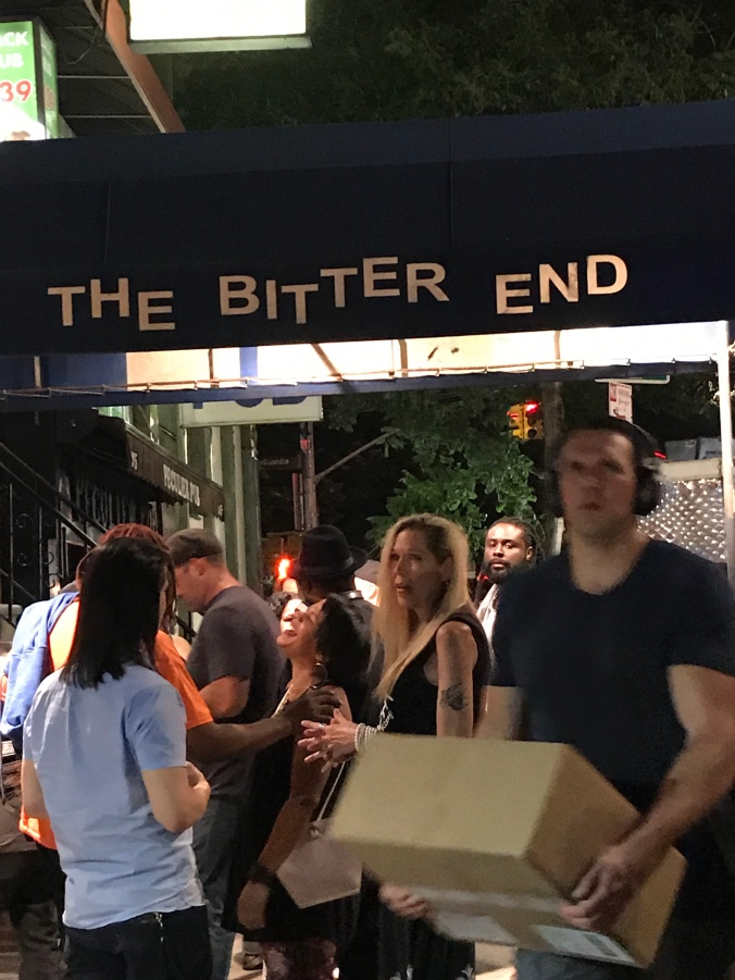 Suddenly Mad- Love at The Bitter End (The Bitter End Cafe)