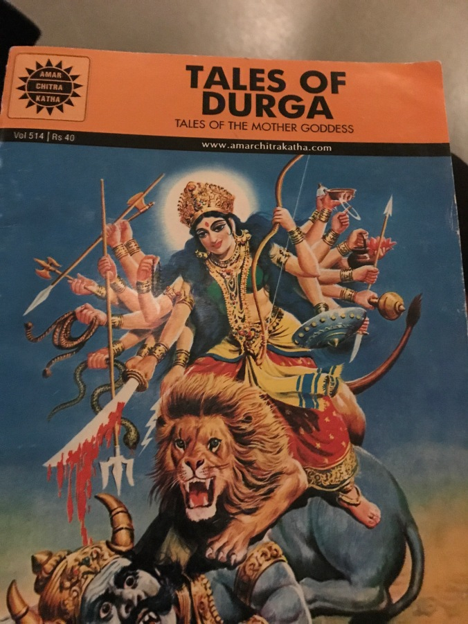 Sudden Mad- Free Fall Tales of Durga comic.JPG
