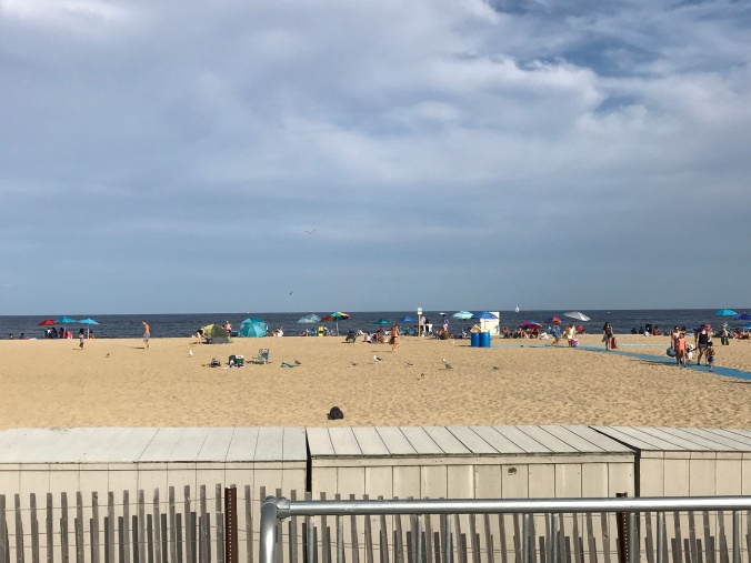 Suddenly Mad- Belmar Beach