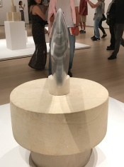 Suddenly Mad- Self and others - Fish by Brancusi from the acute angle