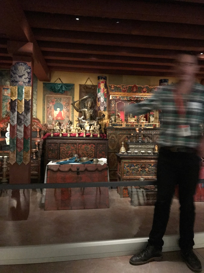 Suddenly Mad- My Soul - Jeremy at Tibetan Shrine