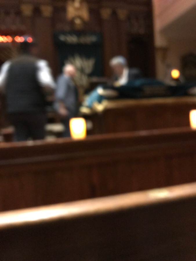 The Beginning, The Middle and The End (Blurry Shabbat USH)