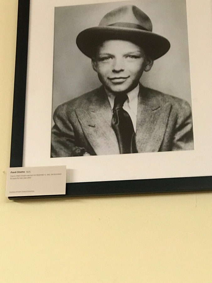 Suddenly Mad- The Cardinal Truth (Frank Sinatra 1925 photo at the library)