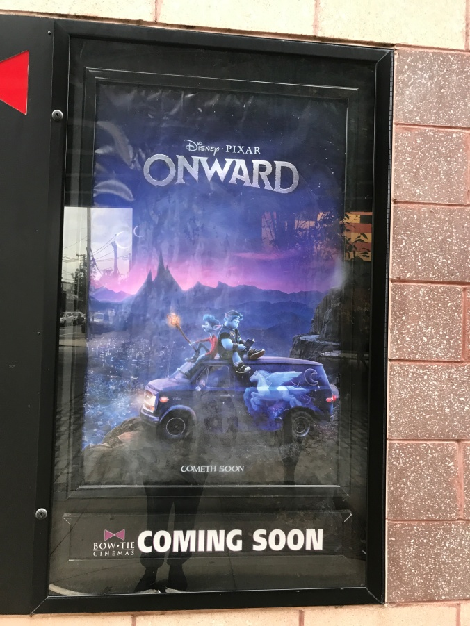 Suddenly Mad- Wish this was a dream (poster for the movie Onward)
